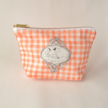 Fox Make Up Bag