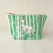 Deer Make Up Bag