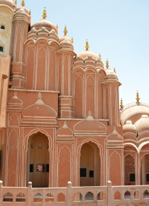Building Shape of Hawa Mahal