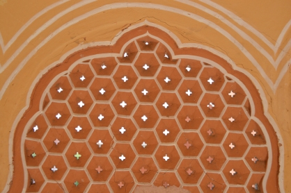 Hawa Mahal windows