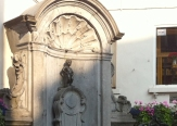 The glory of Brussels; Mannequin Pis!